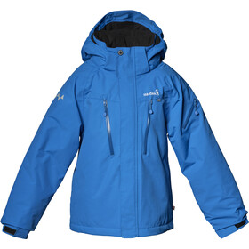 Isbjörn Helicopter Winter Jacket Kids swedish blue